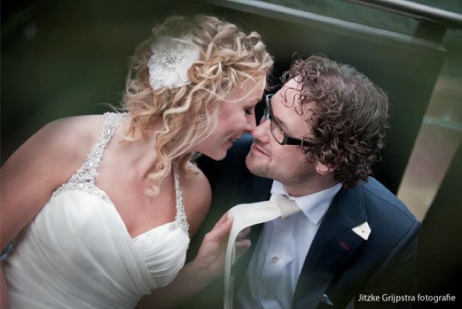 Bruidskapsel Zwolle