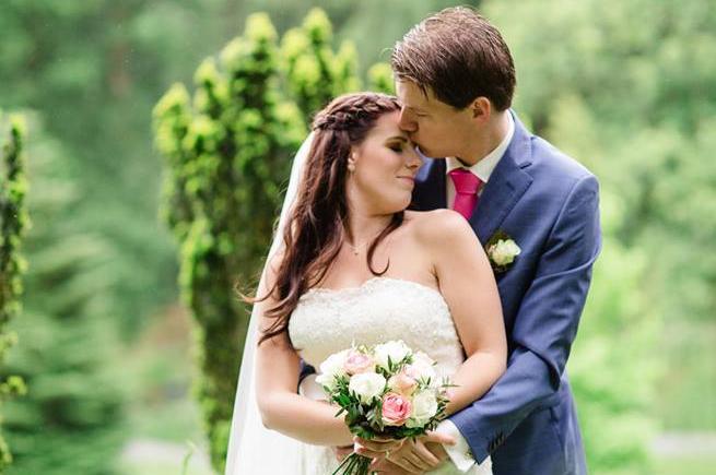 Bruidskapsel Nieuwleusen / Zwolle
